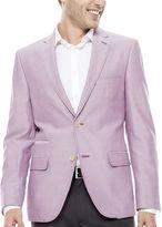 THE SAVILE ROW CO The Savile Row Company Slim Fit Chambray Sport Coat