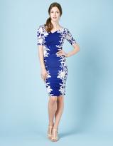 Boden Rita Ruched Dress