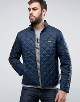 Barbour International Quilted Jacket Slim Fit