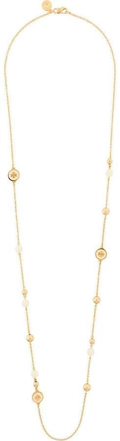 Tory Burch beaded necklace