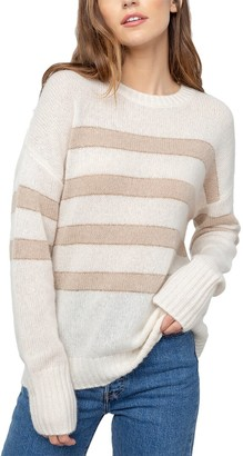 Rails Saturn Cashmere & Silk-Blend Sweater