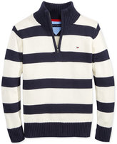 Tommy Hilfiger George Half-Zip Sweater, Big Boys (8-20)