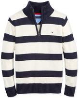 Tommy Hilfiger George Half-Zip Sweater, Little Boys (2-7)