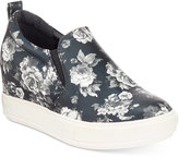 Wanted Petals Wedge Sneakers Women's Shoes