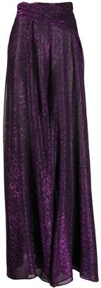 Talbot Runhof Sister maxi skirt