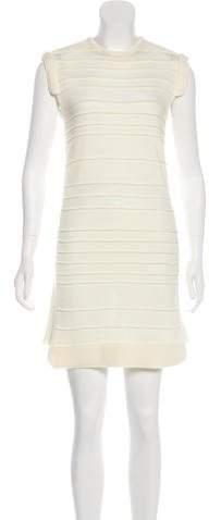 Hakaan Merino Wool-Blend Dress