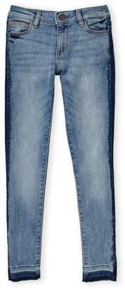 DL1961 Girls 7-16) Ocean View Chloe Skinny Jeans