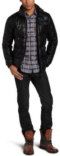 G Star G-Star Men's Quilted Down Overshirt