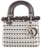 Christian Dior Beaded Mini Lady Bag