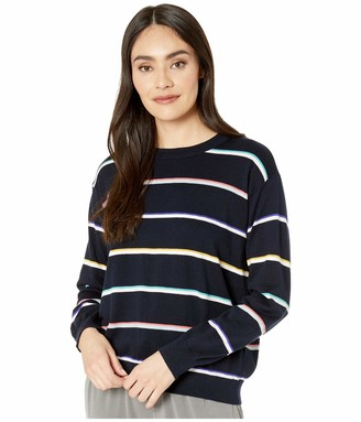 Splendid Women's Fleet & Mohawk Pullover Sweater