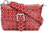 RED Valentino patchwork flower bag