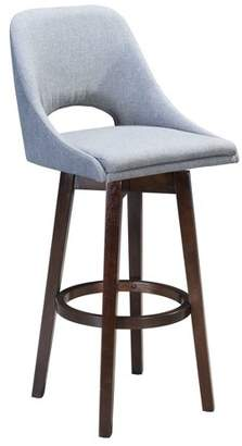 "ZM Home 43"" Modern Bar Chair"