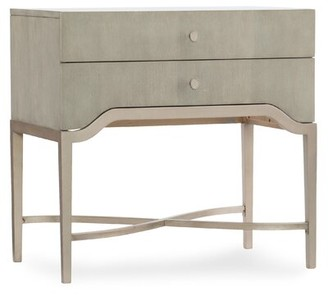 Hooker Furniture Elixir 2 Drawer Nightstand