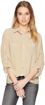 Nanette Lepore Women's Beach boy Blouse