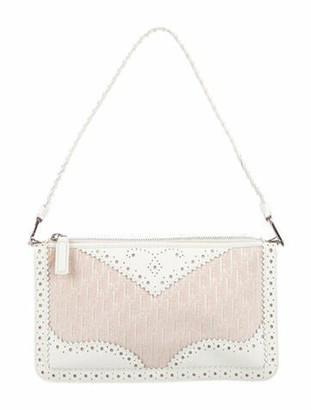 Christian Dior D'Trick Mini Bag Pink