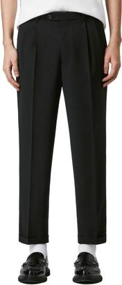 AllSaints Portman Regular Fit Crop Pants