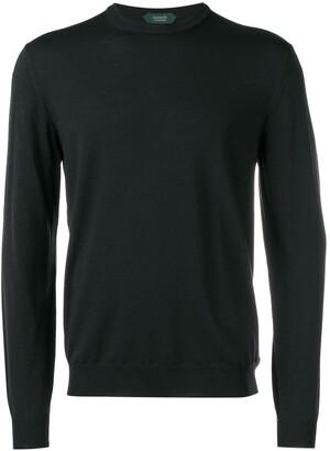 Zanone textured sweater