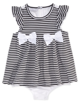 First Impressions Striped Skirted Sunsuit, Baby Girls (0-24 months)