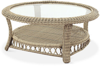Arcadia Wicker Coffee Table - Driftwood - South Sea Rattan