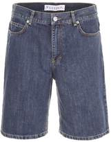 J.W.Anderson Denim Bermuda Shorts