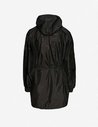 P.E Nation In Bounds logo-print shell jacket