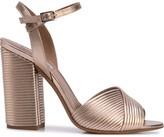 Tabitha Simmons Kali block heel sandals