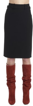 RED Valentino Pencil Skirt