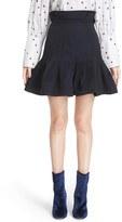 Ellery Women's 'Kyoto' Pleated Miniskirt