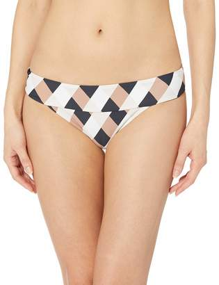 Vicious Young Babes Vyb Vicious Young Babes - VYB Women's Wide Band Swimsuit Bikini Bottom