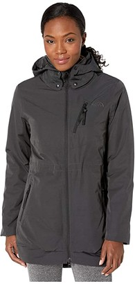 The North Face Millenia Insulated Jacket (Asphalt Grey) Women's Coat