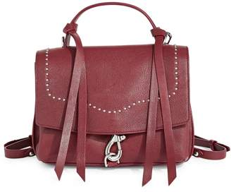 Rebecca Minkoff Medium Stella Convertible Leather Backpack