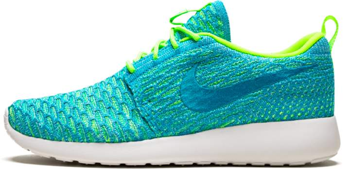 Nike Womens Roshe One Flyknit Shoes - Size 6.5W