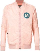 MHI M bomber jacket - men - Nylon - S
