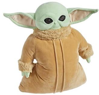 Disney the Mandalorian Child Star Wars Plush Novelty Pillow Cover & Insert Pillow Pets