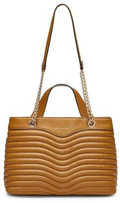 Rebecca Minkoff M.A.B. Quilted Satchel