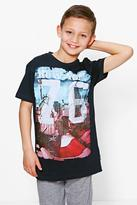 Boohoo Boys New York 76 Tee