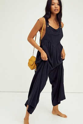 The Endless Summer Sun-Drenched Overalls