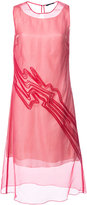 Maiyet layered dress - women - Silk - 000
