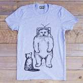 Don't Feed the Bears TV Bear T Shirt