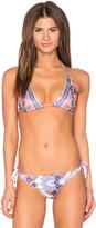 Rococo Sand Mexico Color Bikini Top