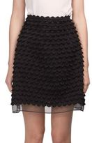 Giamba Fringe-Heart Skirt