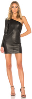 RtA Diana Leather Dress in Black. - size 2 (also in 4,6)