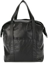 Maison Margiela wrinkle effect shoulder bag
