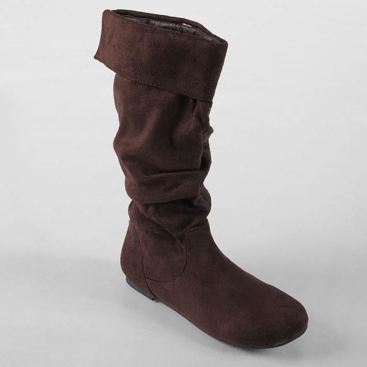 Shelley Adi designs wide midcalf boots - women