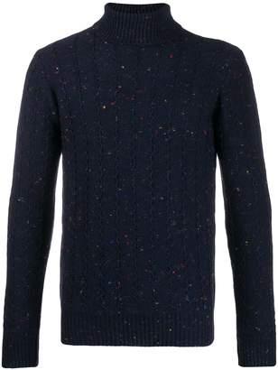 Daniele Alessandrini chunky knit jumper