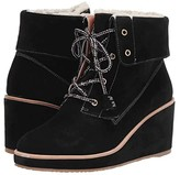 Kate Spade Areana (Black Suede) Women's Shoes