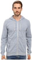 Threads 4 Thought Triblend Zip Front Hoodie
