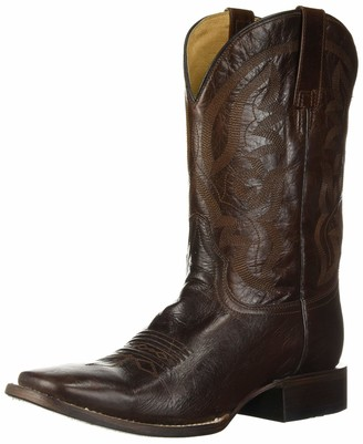 Roper Men's Cassidy Western Boot Brown 10 D D US