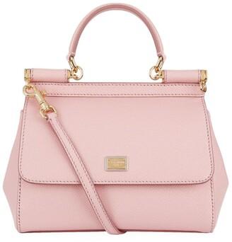 Dolce & Gabbana Mini Sicily Top Handle Bag