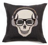 Rani Arabella Skull Headphone Pillow